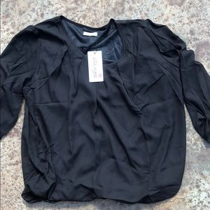 Tops - Women's Black dress Shirt. NWT